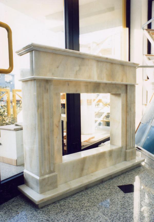 Caminetti su misura casa della mattonella lavorazione for Siti web della casa